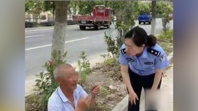 78岁爷爷千里送孙子投案,自责没有带好他