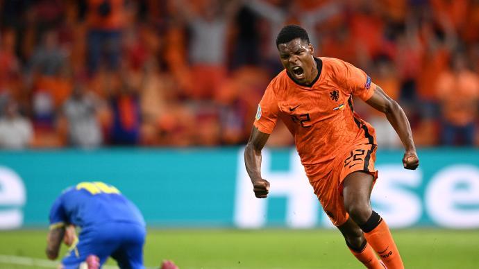 头条欧洲杯|绝杀赢球还被骂,谢谢荷兰球迷送上的飞机