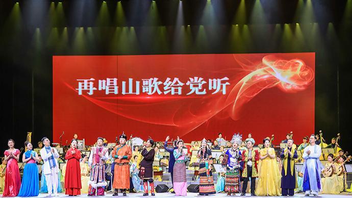 """上海民族乐团""""共饮江河水"""",饱览中华大地音乐风情"""
