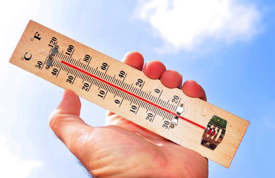 资料图:温度计。来源:包图网