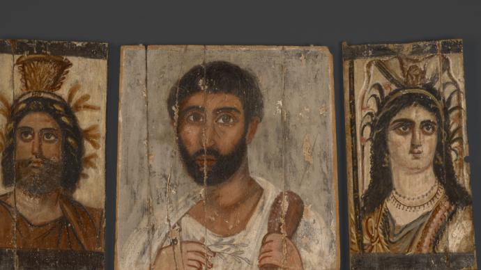 从法尤姆到木乃伊肖像画,欧洲肖像绘画的起源