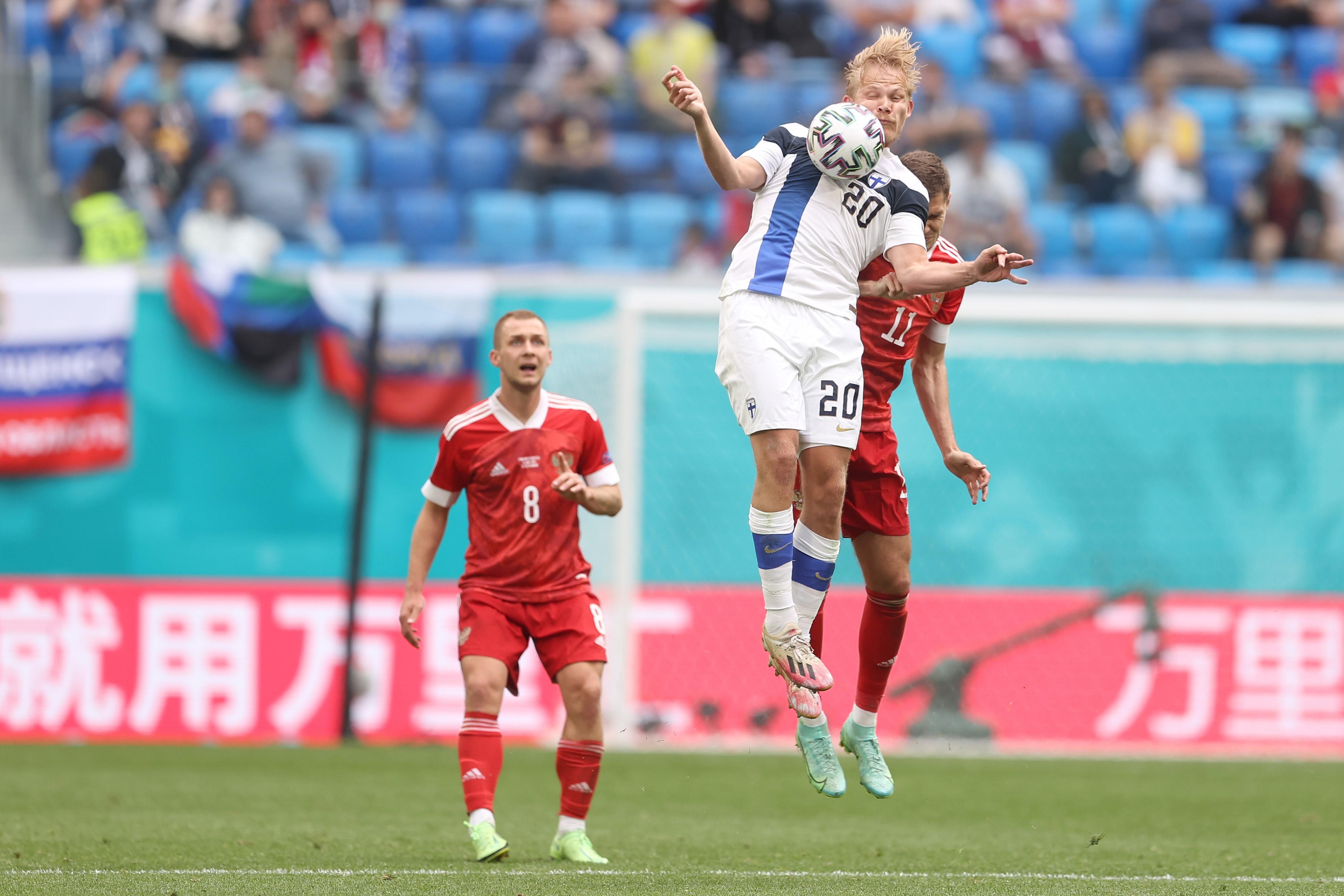 中国品牌亮相欧洲杯。