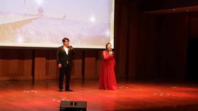 上音师生为建党百年作歌,《百年》《追梦百年》获一等奖