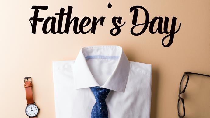 父親節來了,看看爸爸的衣櫥里有什么