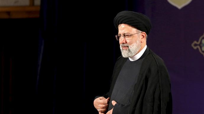 伊朗内政部宣布:易卜拉欣·莱希赢得伊朗第13届总统选举