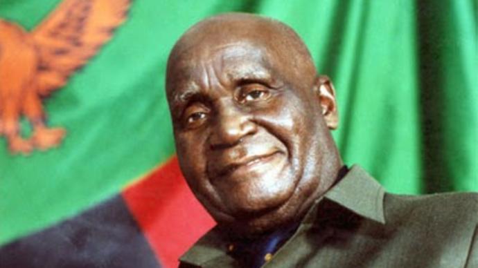 赞比亚开国总统卡翁达逝世,曾亲历中非友谊诸多历史性时刻