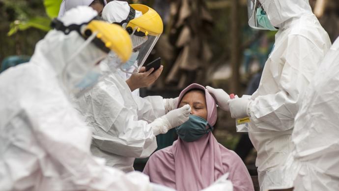 东南亚疫情恶化:越南单日新增破纪录,印尼日增1.2万例