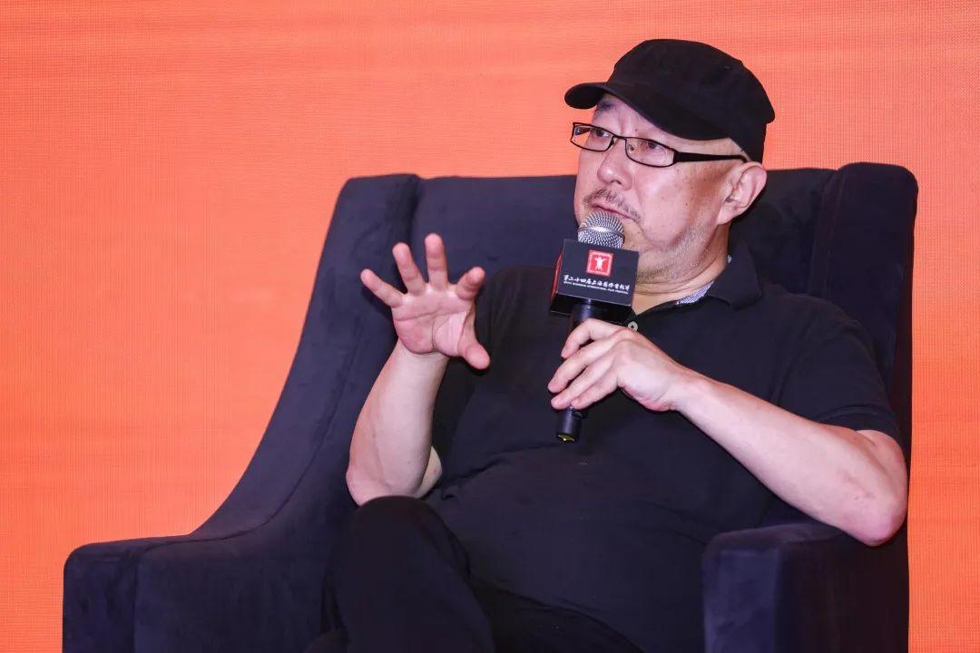 中国电影导演协会副会长、北京电影学院导演系副教授王红卫