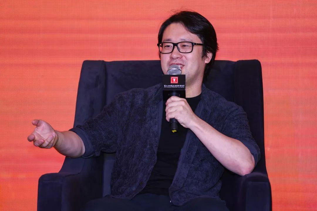 科幻作家、编剧董润年
