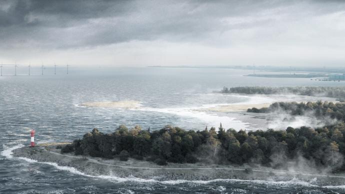 全球城市观察|哥本哈根拟修建人工岛应对气候变化