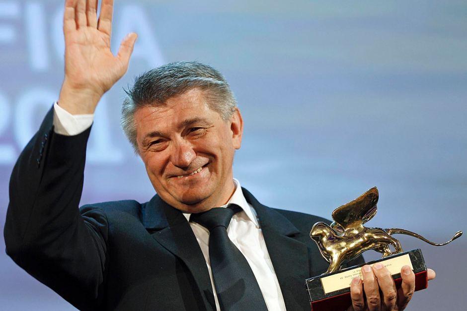2011年,索科洛夫凭借《浮士德》获得威尼斯电影节金狮奖
