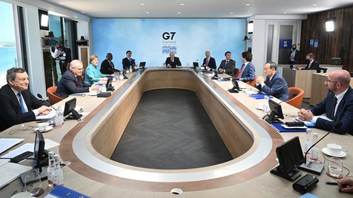 澎湃365bet娱乐周报丨G7税改协议与后疫情经济;以色列政局变动