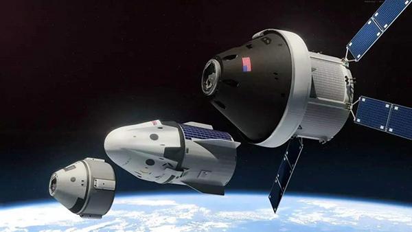 美国是目前世界上唯一一个同时研制装备了三种新一代载人飞船的国家。