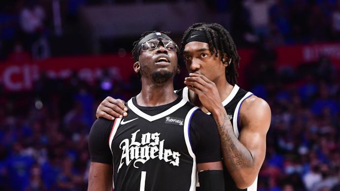 快船队史首次晋级NBA西部决赛,将对阵保罗和太阳