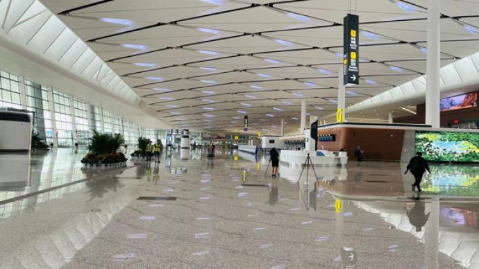 实地探访:即将正式投运,成都天府国际机场准备得咋样了?