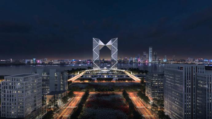 临港新片区12个项目集中开工,含顶尖科学家成果转化中心