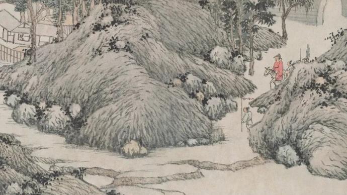 对话|凌利中:重看上海千年书画,发现那些被遮蔽的