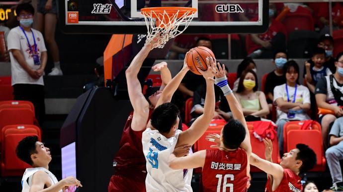 中国大学生篮球能成为全民体育IP吗?我们走在正确的路上