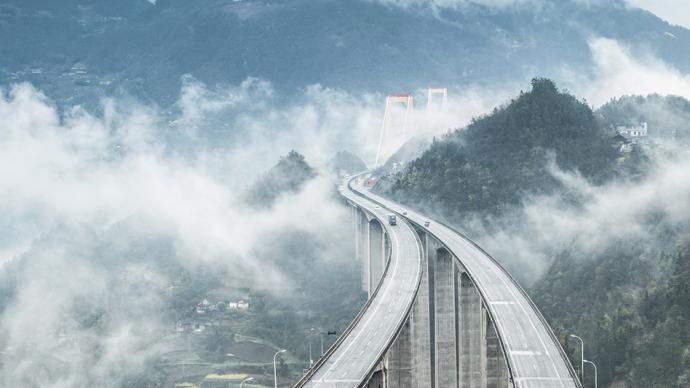 沿着高速看中国丨我们在16万公里路上看见中国33年巨变