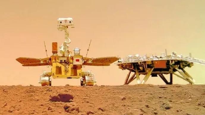 """""""祝融""""号火星照来了,外星天气如何?专家详细解答"""