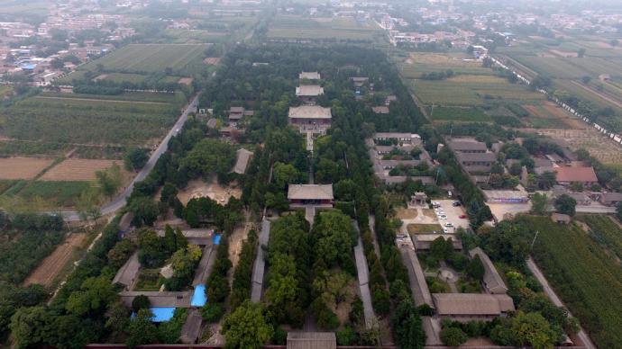 山西永乐宫启动壁画修复工程,本次主要修复龙虎殿和重阳殿