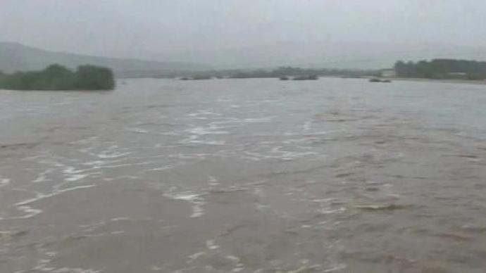 嫩江发生编号洪水,专家:洪水提前防汛战线拉长,形势严峻