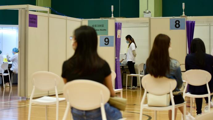 香港接种首剂新冠疫苗人数突破两百万,距群体免疫仍任重道远