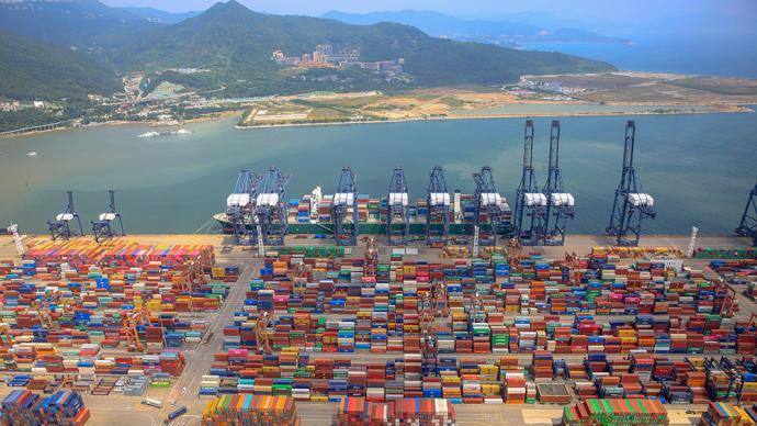 深圳盐田港6月24日零时起整体操作全面恢复