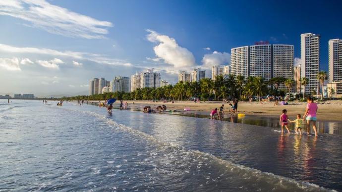 沿着高速自驾游 | 阳光、沙滩、海风,把海南玩一圈③