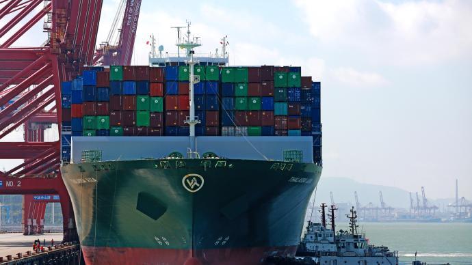 如何应对水运市场出现一舱难求、运价上涨等?交通运输部回应
