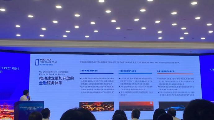 """洋山特殊综保区""""十四五""""规划:构建全球保税研发制造新高地"""