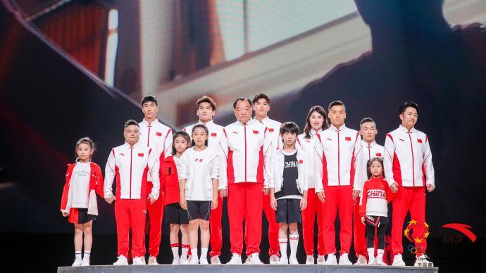 科技助力中國體育代表團,國產運動品牌也要打贏東京奧運