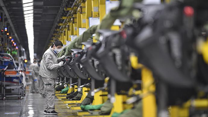 新中国成立70多年来,中国经济累计实际增长约189倍