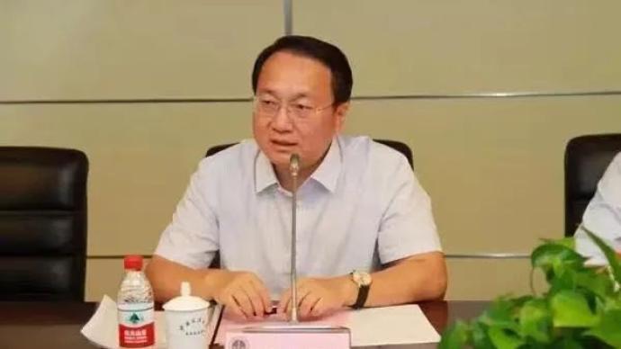 """中国政法大学原副校长于志刚被""""双开"""":违背师德师风"""
