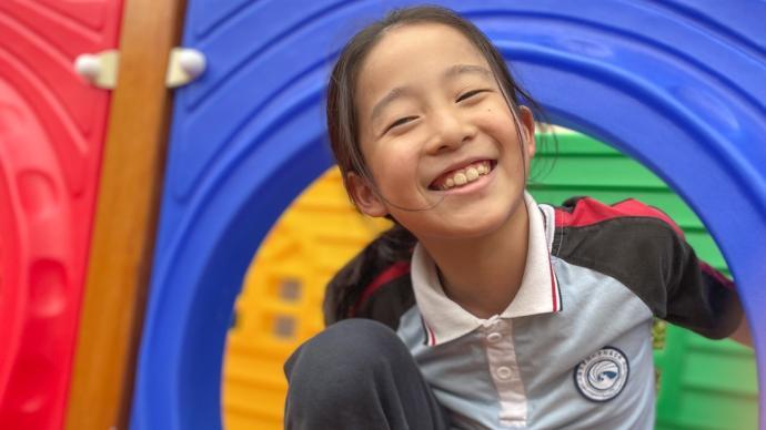 时代之音⑨|9岁丁歆洢:希望曹杨不要老修路,修完没特色了