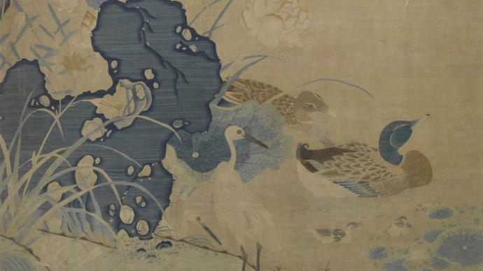 明清缂绣书画之源:宋画影响,缂绘难分(上)