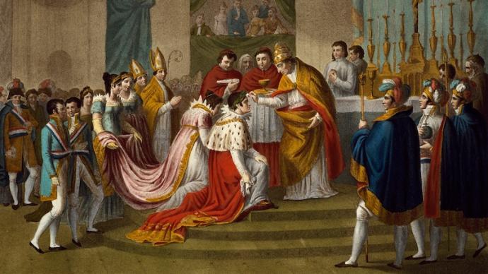 問吧精選︱拿破侖,一個充滿爭議的名字