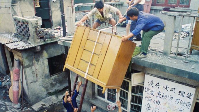 澎湃中国·小康印记④丨记录是使命:透过镜头看时代浪潮