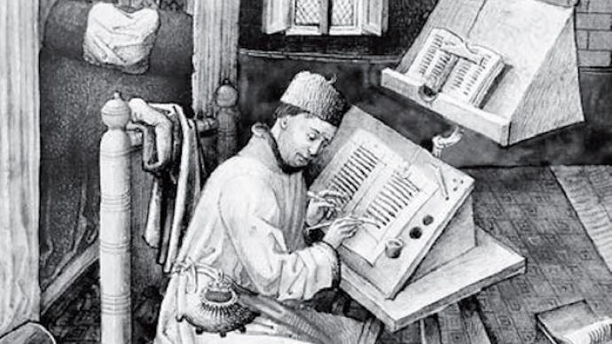 藏書的藝術:14-16世紀的歐洲私人圖書館