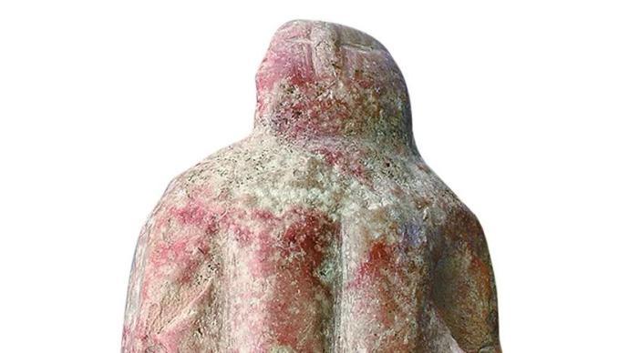 """文物中的""""我们亚洲"""":叙利亚万年女性石像领衔"""