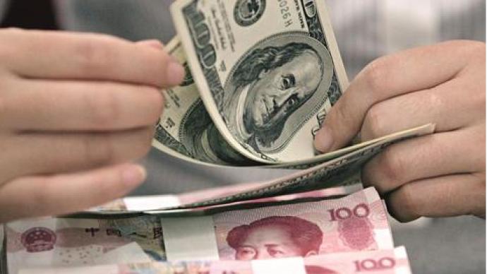 上半年累计升值1.2%,人民币对美元即期汇率下半年如何走