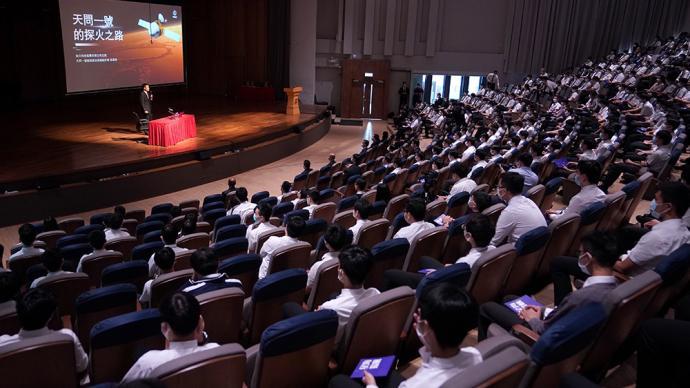 庆祝党的百年华诞之际,六名航天科学家再勉香港青年共赴新征程