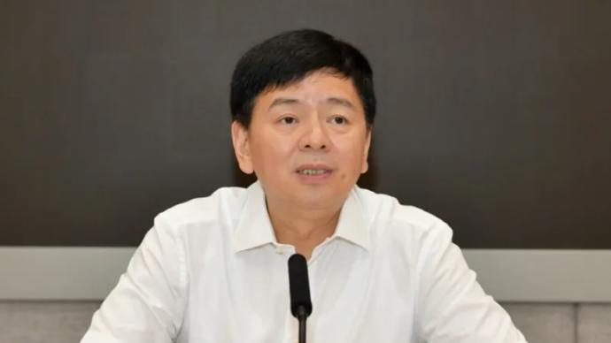 浙江省委副书记黄建发兼任省委统战部部长