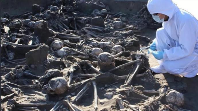 什么是人骨考古学?如何从骨骼中发现人类简史?