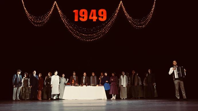 陈薪伊执导话剧《北上》:讴歌中国共产党领导的统一战线