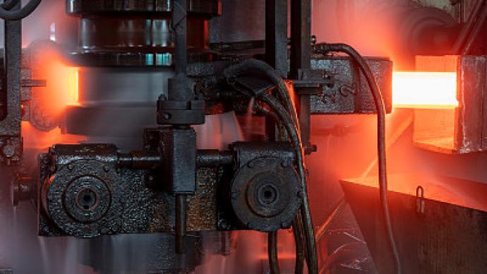 6月國內鋼鐵行業PMI指數45.1%,環比降1個百分點