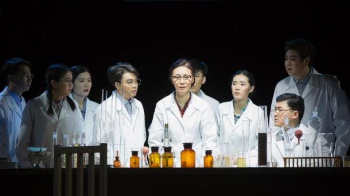 """入选""""百年百部"""",民族歌剧《呦呦鹿鸣》将在宁波天然舞台上演"""