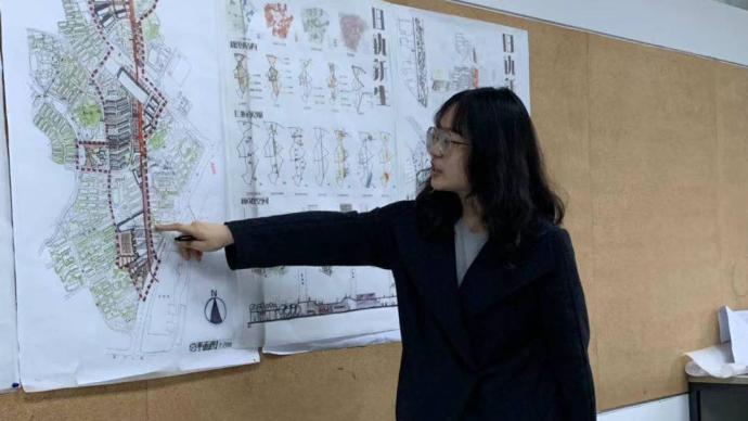 时代之音⑧|规划学研究生张宁馨:曹杨新村是一处宝藏