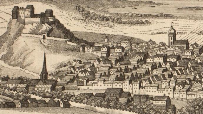 """苏格兰史︱爱丁堡新城建设:""""北方的雅典""""如何重获新生?"""