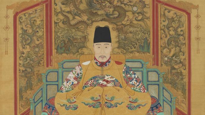 嘉靖帝的四季:皇帝與他的四位首輔